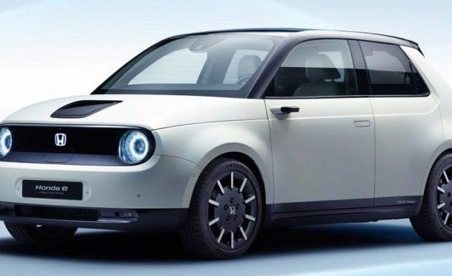 El esperado eléctrico de Honda llega este año a los concesionarios