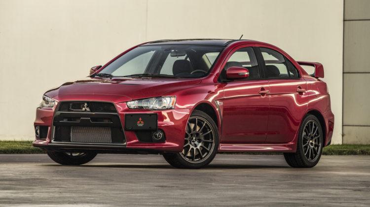 Mitsubishi Motors Announces National Auction of Lancer Evolution