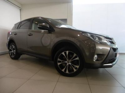Toyota RAV-4 120D Advance AWD