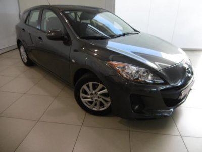 Mazda 3 1.6 CRTD Active