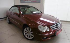 Mercedes CLK Cabrio 500 Aut.