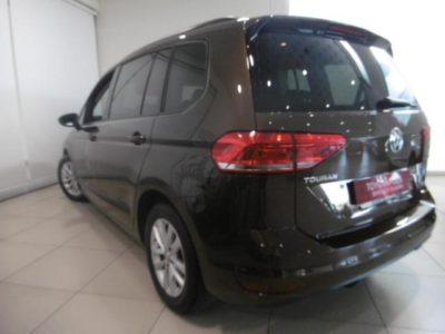 Volkswagen Touran 1.6TDI CR BMT Advance DSG7 85kW