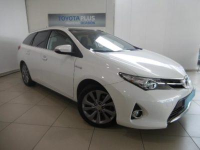 Toyota Auris Auris hybrid Active