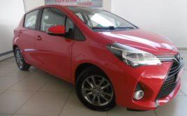 Toyota Yaris 1.0 City