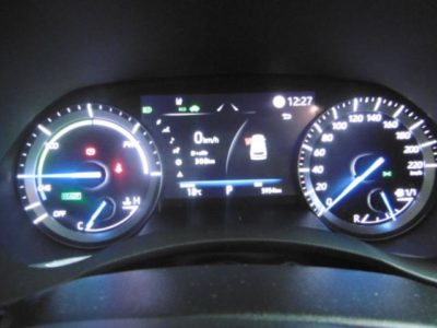 Toyota Highlander 2.5 hybrid Advance Pintura metalizada